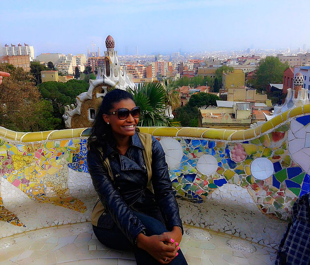 Parque Guell, Barcelona